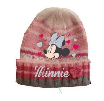 Czapka Minnie Mouse.