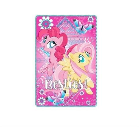 Koc polarowy My Little Pony
