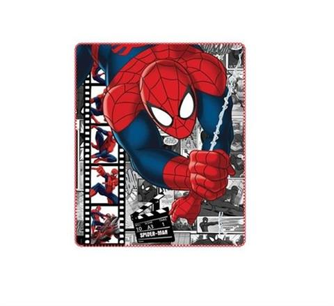 Koc polarowy Spider-Man